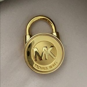Michael kors Hamilton gold lock